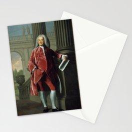 John Singleton Copley - Nathaniel Sparhawk Stationery Cards