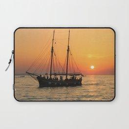 pirat boat Laptop Sleeve