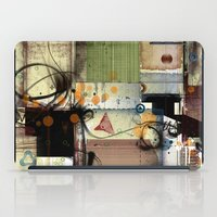 picasso iPad Cases featuring Everyday Picasso by Robin Curtiss