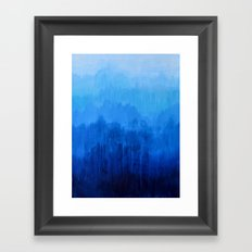 Mists No.4 Framed Art Print