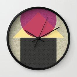 Cirkel is my friend V2 Wall Clock