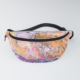 Resist #abstract #digitalart Fanny Pack