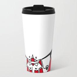 Ange Couronné / Crowned Angel Travel Mug