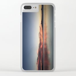 End of Day 1 Clear iPhone Case