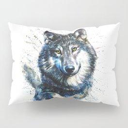 Gray Wolf - Forest King Pillow Sham