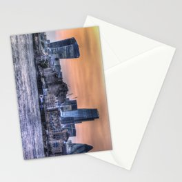 The Three Buildings London Stationery Cards