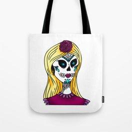 Dia De Los Muertos 3 Tote Bag