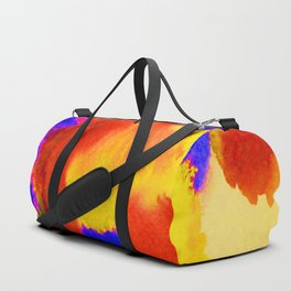 Quantum Question Duffle Bag