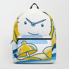 Times Flies Backpack