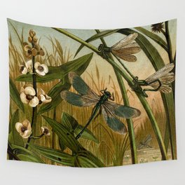 Brehms Thierleben Wall Tapestry