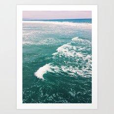 Oceania Art Print