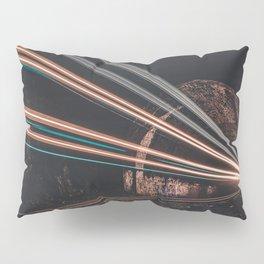 LASER TRAIN Pillow Sham