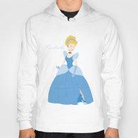 cinderella Hoodies featuring Cinderella  by Fraopic