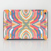 tape iPad Cases featuring Tape Image by Danny Ivan