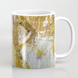 Fearless Girl Coffee Mug