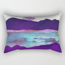Dark Sea Rectangular Pillow