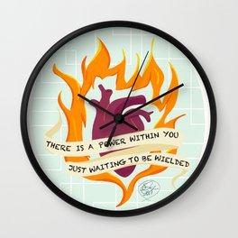 Sorcerers Power Wall Clock