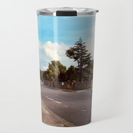 A Visit to the Past Travel Mug