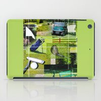 golf iPad Cases featuring Golf by Andrew Sliwinski