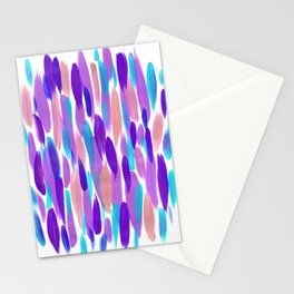 Painty Brushy Stationery Cards