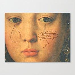 Art Vandals Canvas Print