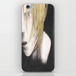 Are You Afraid Of The Dark? iPhone Skin