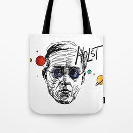 Gustav Holst The Planets Tote Bag