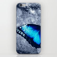 Blue Picture Perfect iPhone & iPod Skin