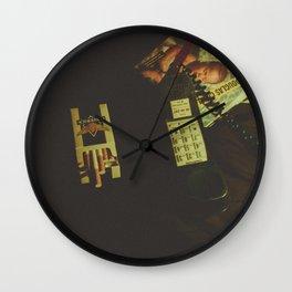 badhabits. Wall Clock