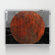 Abstract - Marble, Concrete, and Rusted Iron II Laptop & iPad Skin