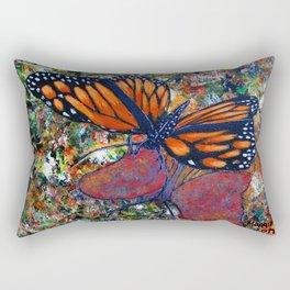 Butterfly-7 Rectangular Pillow