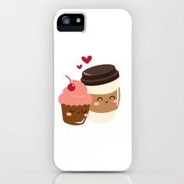 coffe love iPhone Case