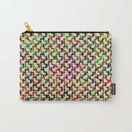Punk Weave Carry-All Pouch