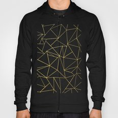 Ab Dotted Gold Hoody