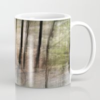 woods Mugs featuring Woods by GLR67