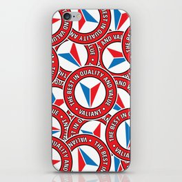 Valiant - Quality and Value iPhone Skin