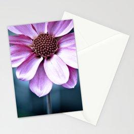 Dahlia sun Stationery Cards