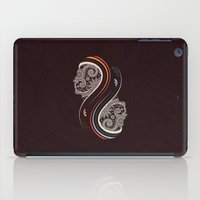 infinity iPad Cases featuring Infinity by Sedef Uzer