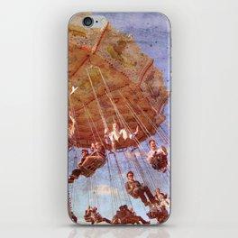 Swingin' By iPhone Skin