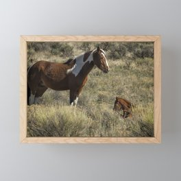 Someone to Watch Over Me Framed Mini Art Print