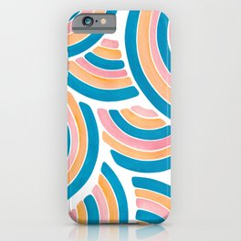 Rainbow Arches iPhone Case