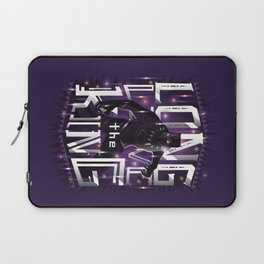 Long live the king Laptop Sleeve