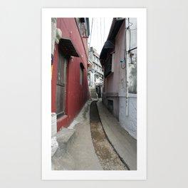 Alley 1 Art Print