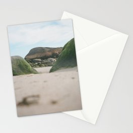 Mossy Rocks Stationery Cards