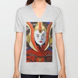 Queen Amidala Unisex V-Neck