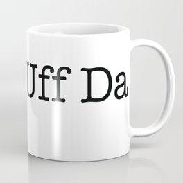 Uff Da Coffee Mug