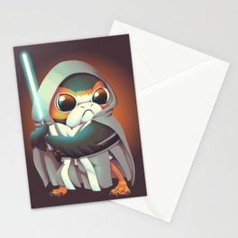The Last Porg Stationery Cards