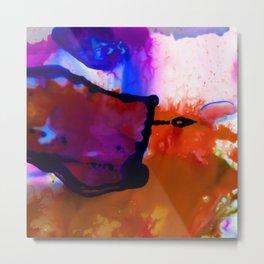 Abstract Bliss 4B by Kathy Morton Stanion Metal Print