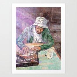 SM3 Art Print