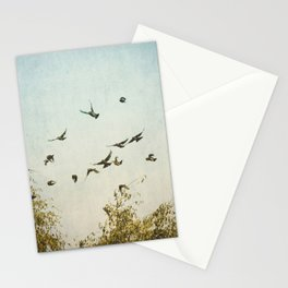A Feeling of Change Stationery Cards